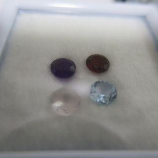 Gemstone Collection 115 stones - minerals, crystals