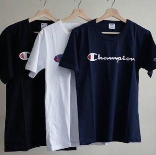 Kaos Champion PRE ORDER 1-2 minggu