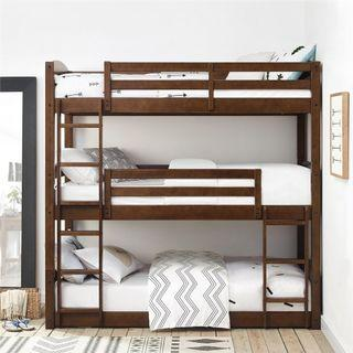 Limited Edition Triple decker Bunk bed