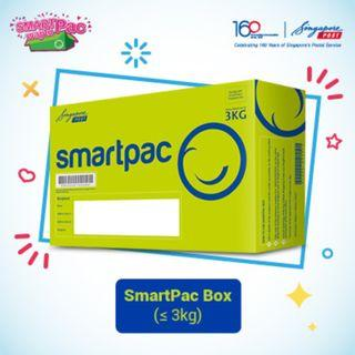 Singapore Post SmartPac Box 3kg