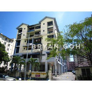 Lumba Kuda Apartment Near Penang General Hospital & Medical College