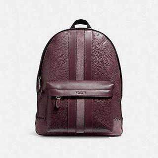 [REDUCED] Coach F11250 - Charles backpack