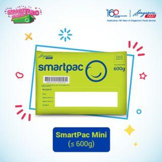 Singapore Post SmartPac Mini 600g