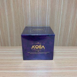 全新正貨 美國 AQUA 極光玻尿酸SRC 氣墊粉餅 (CC霜自動校色) 15ML