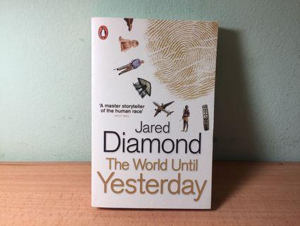 The World Until Yesterday (Jared Diamond)