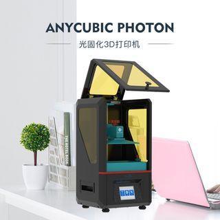 ANYCUBIC Photon 3D Printer 2K LCD DLP SLA 3D打印機 光固化