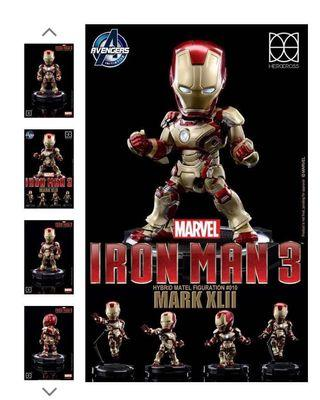 Herocross Iron Man Mark 42 mk42 XLII 清位