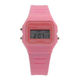 JAM TANGAN RUBBER Women