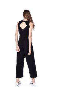 KERIN OPEN-BACK JUMPSUIT