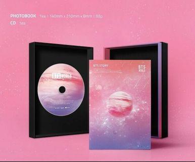 [PRE ORDER] BTS WORLD OST ALBUM