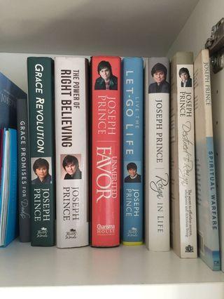 🚚 Joseph Prince Book Sale
