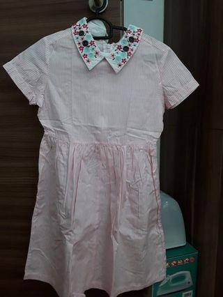 🚚 Pink dress