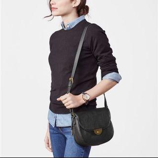 🚚 Fossil Emi Saddle Bag