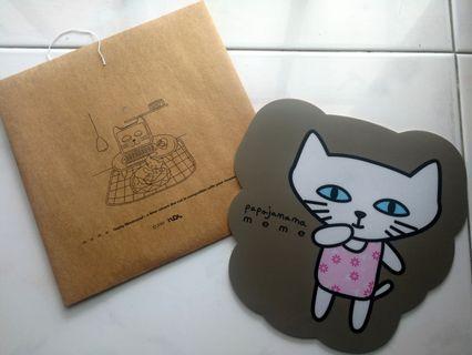 🚚 Mouse Pad Cute Cat