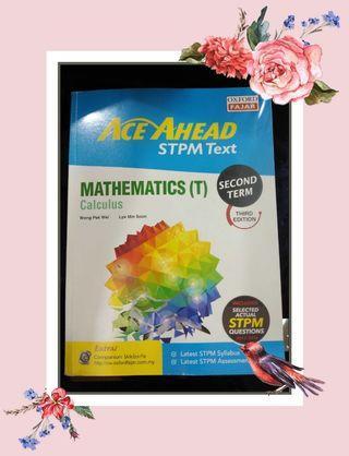 STPM Oxford Fajar Math(T) Term 2