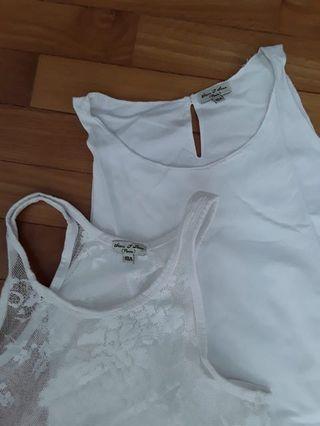 🚚 Eliane Lena White Dress with lace