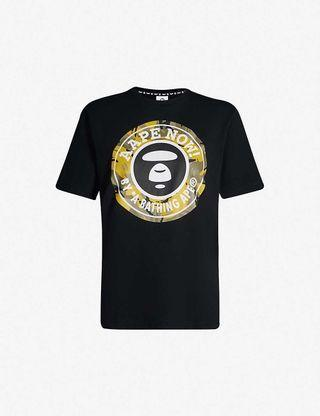 AAPE BY A BATHING APE SHIRT