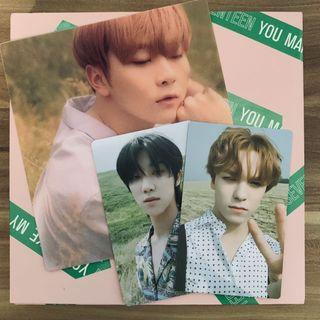 [SET] Seventeen You Make My Day Album (follow version)