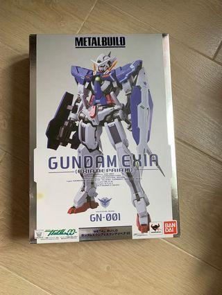 Metal Build Gundam Exia