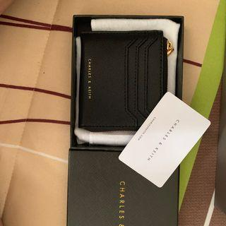 CHARLES & KEITH CASUAL ZIP POUCH