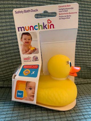 Munchkin 全新沖涼鴨仔(過熱顯示)