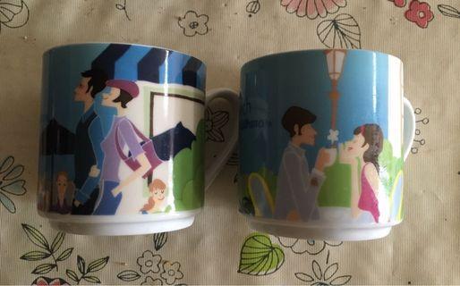 Mugs (delifrance)