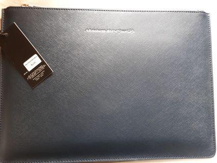 Barry Smith Leather Portfolio