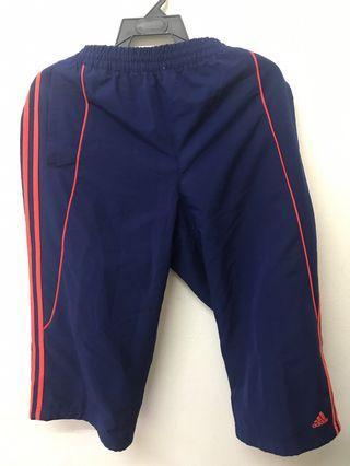 Adidas 3/4 track suit original
