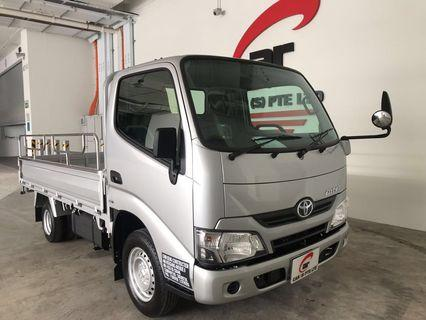 Toyota Dyna 10ft Lorry
