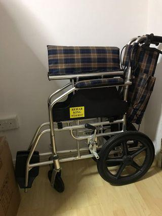 🚚 Wheelchair lightweight
