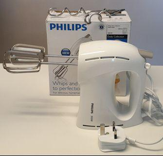 🚚 Philip's Hand Mixer HR1459