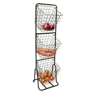 3 Tier Vegetable Tray