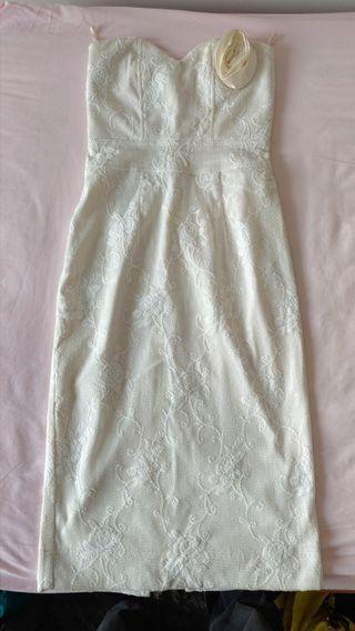 Rara Black  White Dresses