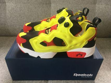 2019 25週年復刻版 Reebok Pump Fury Size US9