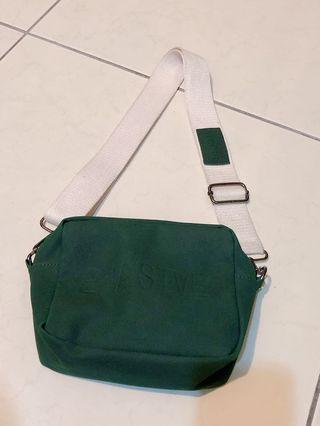 🚚 綠色 輕便 小包