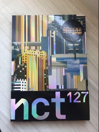 [WTS] NCT 127 Superhuman ALBUM