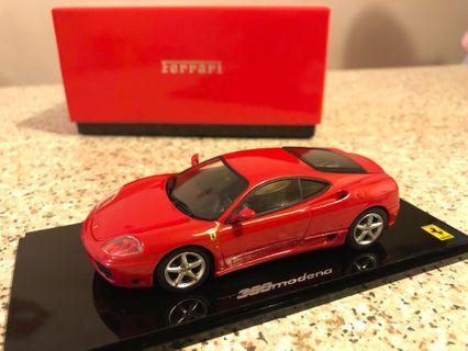 KYOSHO 1/43 Ferrari 360 Modena