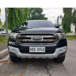 Ford Everest 2017 Trend Automatic Casa Maintained