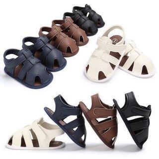 [12-18m] Baby boy sandals