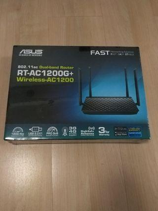 Asus Dual-Band Wireless Router