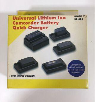 Camcorder Battery Charger