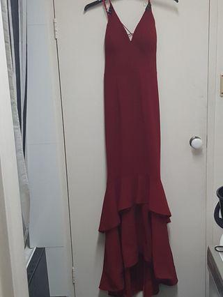 Brand new BARINO formal dress