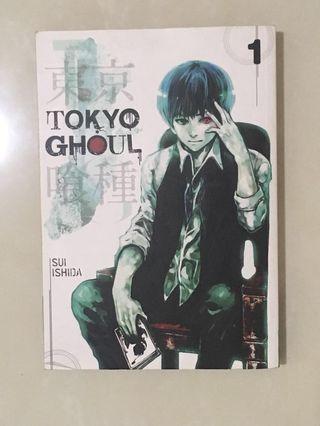 🚚 Tokyo Ghoul (Vol 1)