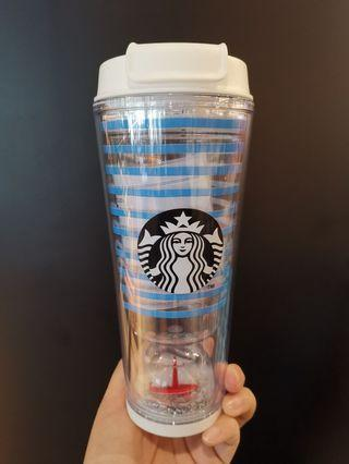 Starbucks summer small world tumbler
