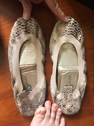 🚚 折疊鞋