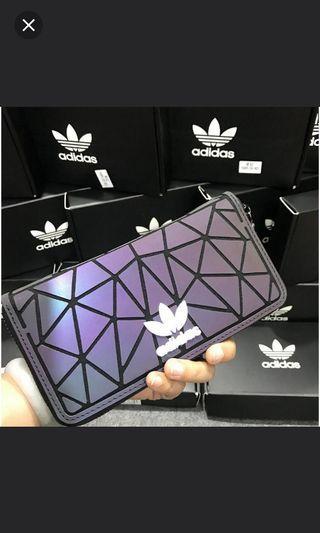 Adidas Issey Miyake wallet