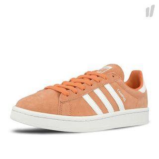 Sepatu Adidas Original Campus Orange