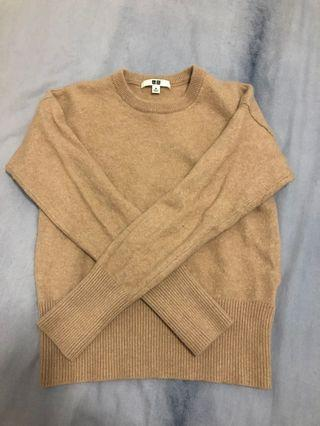 Uniqlo Cashmere Sweater