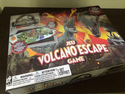 Jurassic World Volcano Escape Game