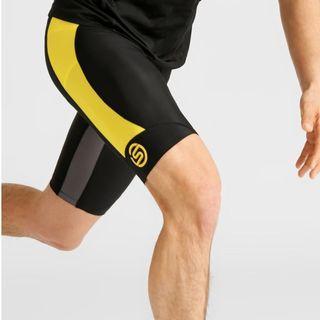 Skins DNAmic Men's Half Compression Shorts / Tights [BNIB]